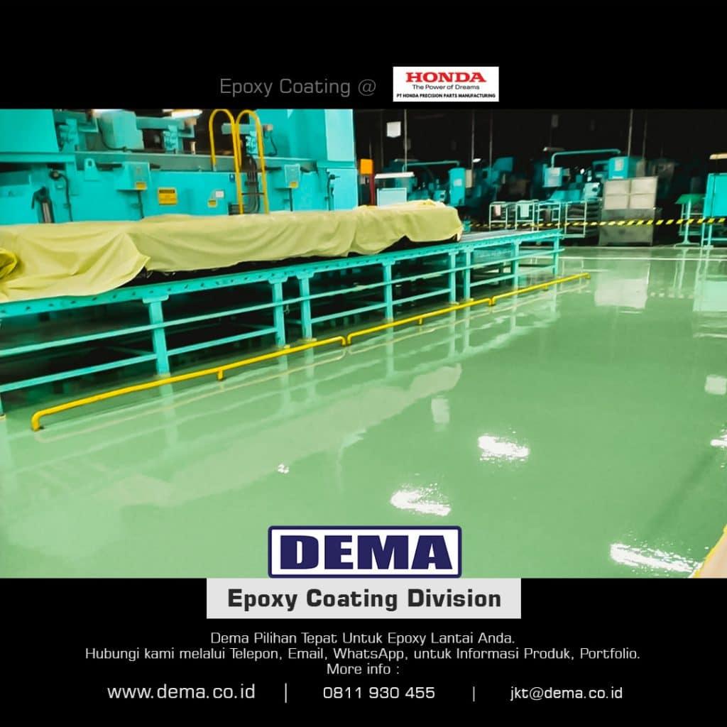 dema project hppm epoxy lantai 1024x1024 - Jasa Epoxy Lantai Bandung Termurah & Berkualitas.!